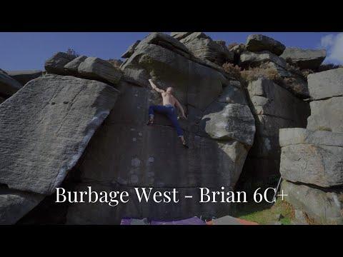 Burbage West - Brian 6C+