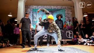 Slim Boogie – Juste Debout Stockholm 2020 Judge Move