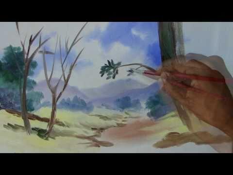 Pintura de paisagem parte 2