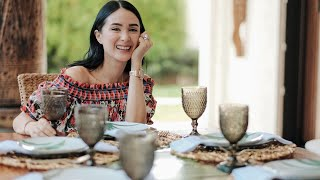 SET THE TABLE WITH ME | Heart Evangelista