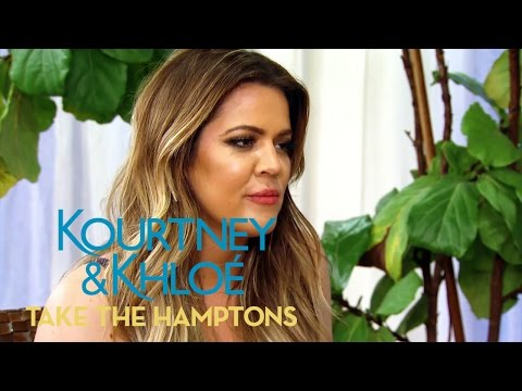 Kourtney & Khloe Take the Hamptons 1.09 Clip 1