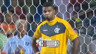 Nos pênaltis: pelo Vasco, Alecsandro marcou, e Bernardo, Fellipe Bastos e Elton desperdiçaram; pelo Flamengo, Renato Abreu,...