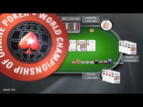 PLO - http://pokerstars.com WCOOP 2012: Event 56 - $2100 PLO [6-Max]. A change from No Limit Hold'em - it's the prestigious $2k buy-in PLO event. A quality field ...