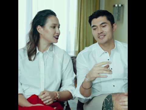Rapid Fire with Henry Golding and Liv Lo | FirstClasse Malaysia