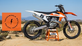 4. Technical Briefing Of The 2019 KTM 250 SX