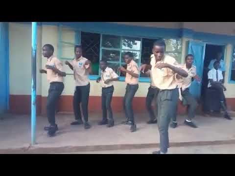 Kanyuambora  odi dance. Sheensea ft vybz kartel secret (remix)