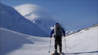 Winter Carpe: Lenticular Clouds