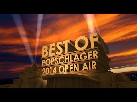 Best Of Popschlager Open Air 2014 (Trailer)