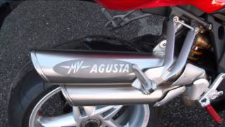 8. Padgetts Motorcycles - MV Agusta Brutale 910S - £6995.00