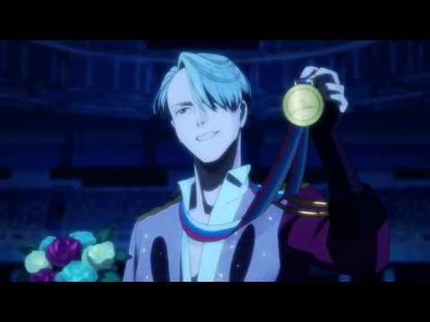 Yuri on ice  (AMV)  You Only Live Once