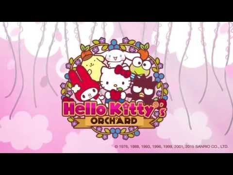Hello Kitty Orchard Trailer