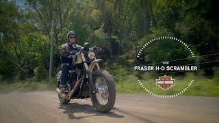 9. The Fraser Harley-Davidson Dyna Scrambler