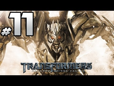 megatron - Welcome to episode 11 of the Decepticon campaign of Transformers RoTF! Remember to Thumbs Up, Favorite and Subscribe for more! Transformers 2 ROTF Decepticon...