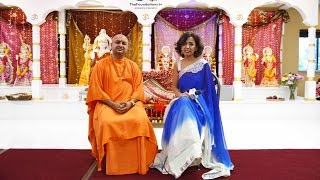 A journey of selflessness ~ a chat with Swami Nalinanandgiri