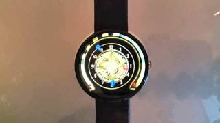 Android Wear Watch Faces by Live The Times
