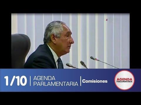 Sesión de Comisión Lava Jato 1/10 (11/09/17)