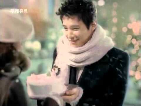 [TVC] Won Bin - Tous Les Jours Bakery CF 30s (видео)