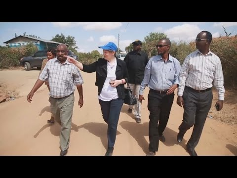 UN official assesses Kenya, Ethiopia cross-border program