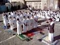 مقطع إذاعة عن الصلاة بمدارس الرواد الأهلية - محافظة إب