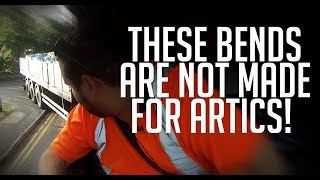 Video These Bends Are Not Made For Artics... MP3, 3GP, MP4, WEBM, AVI, FLV Juli 2019