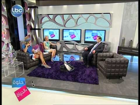 Arame Art Gallery LBC international TV interview with Mr. Michael Vayejian
