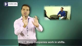 INTERVIEW QUESTION: ARE YOU READY TO WORK IN SHIFTS