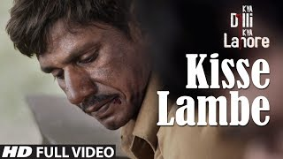 Nonton Kisse Lambe Full Video Song   Kya Dilli Kya Lahore   Sukhwinder Singh   Gulzar Film Subtitle Indonesia Streaming Movie Download