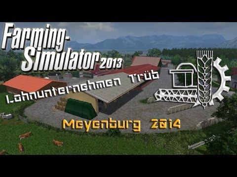 Meyenburg 2014 v1.0 Rinder Schweinemast