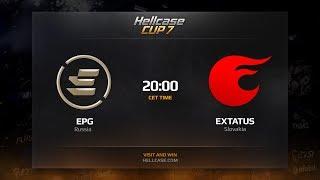 EPG vs eXtatus, HellCase Cup Season 7