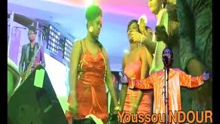 "Youssou NDOUR  ""khalebi remix"" - KING FAHD PALACE soirée de gala 2014"
