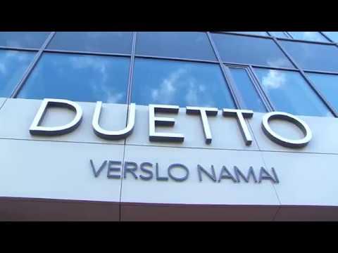 "Nauji verslo namai ""Duetto"" Vilniuje"