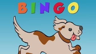 Bingo, Nursery Rhymes with lyrics