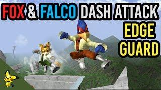Video EXTREMELY Useful Fox & Falco Dash Attack Edgeguard - Super Smash Bros. Melee MP3, 3GP, MP4, WEBM, AVI, FLV September 2017