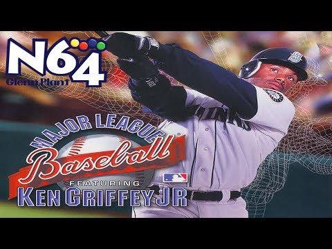 Major League Baseball Feat. Ken Griffey Jr. - Nintendo 64 Review - Ultra HDMI - HD