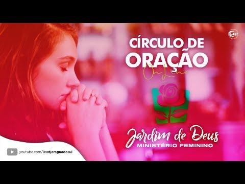 Círculo de ORAÇÃO - Online - 07/04/2020