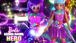 Nonton Unbox Barbie Video Game Hero Match Game Princess Doll   Get Into The Game    Barbie Film Subtitle Indonesia Streaming Movie Download