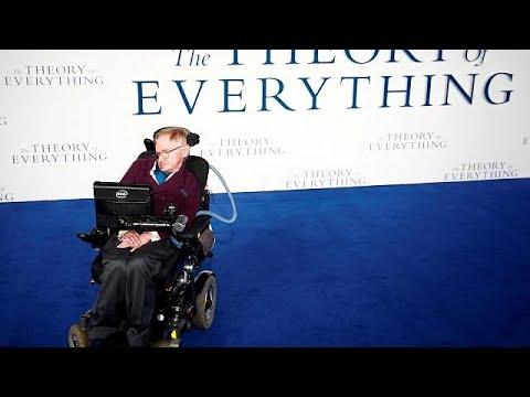 «Η ιστορία των πάντων»: Η ταινία για την πολυτάραχη ζωή του Στίβεν Χόκινγκ…