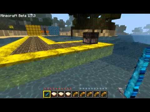 Minecraft - อภินิหารคบไฟยักษ์ #1