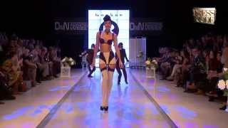 Bon Bon Lingerie, DnN St.Petersburg Fashion Week, 7 апреля 2013, Dress Code TV, Full Show