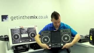 Numark IDJ PRO DJ Controller For IPad - Demonstration
