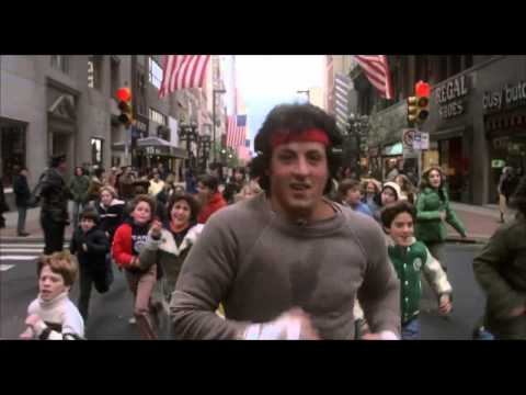 Rocky II - Gonna Fly Now (Movie Version)