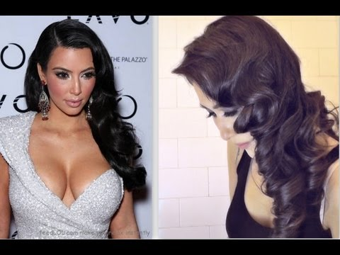 vintage hair - Be sure to LIKE & SUBSCRIBE to my NEW hair channels as well! #2 more cute hairstyles | http://goo.gl/aRxfNw #3 hair styles done on a mannequin | http://goo.g...
