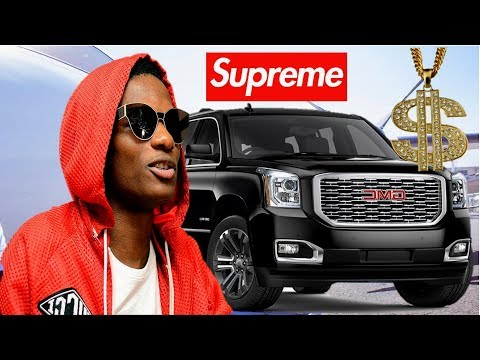 14 EXPENSIVE THINGS OWNED BY WIZKID