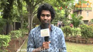 Music Director Vishnu Speaks at Serndhu Polama Movie Audio Launch