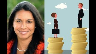 Dear Tulsi Gabbard, Re: The Gender Pay Gap