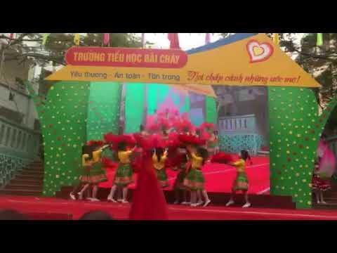 Nhiệt liệt chào mừng ĐH Đảng  bộ TP Hạ Long-Trường TH Bãi Cháy