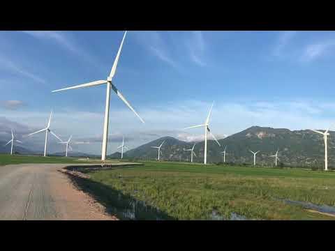 Dự án điện gió Đầm Nại