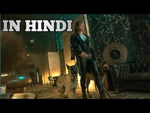 John Wick 3 Parabellum 2019 'Sofia Dog Fight Scene' #Hindi #johnwick#bestmovieclip