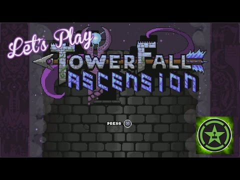 Let's - Join Gavin, Michael, Ray, and Geoff as they play TowerFall Ascension. RT Store: http://roosterteeth.com/store/ Rooster Teeth: http://roosterteeth.com/ Achievement Hunter: http://achievementhunter...