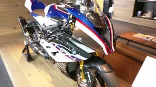 3. BMW HP4 Race Limited 2018 - 4K